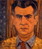 Petar Dobrović: Autoportret