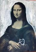 Emina Cvetković: Mona Lisa sa kučetom